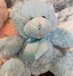 Bobbie Bear Blue Bear