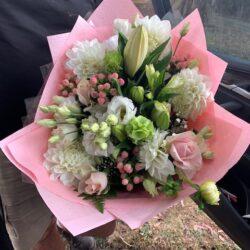 Think Pink vibes at Stems Ballarat